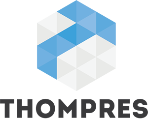 logo thompres ns